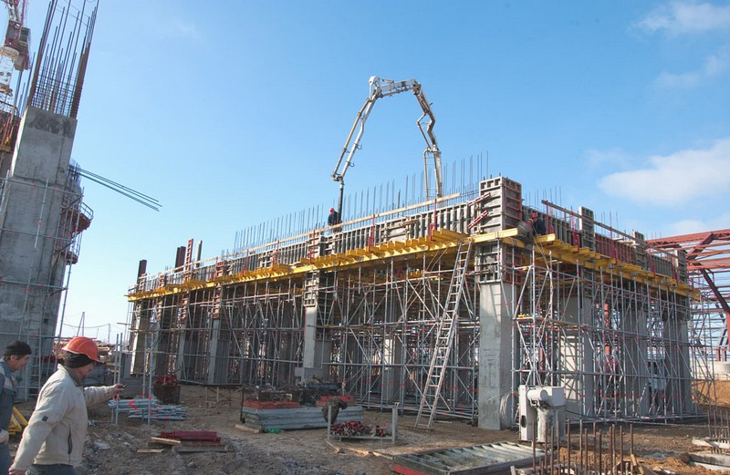 Проектирование и возведение промышленных объектов от «СФ Эдан»